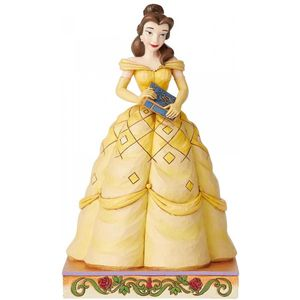Disney Traditions Belle Princess Passion Figurine