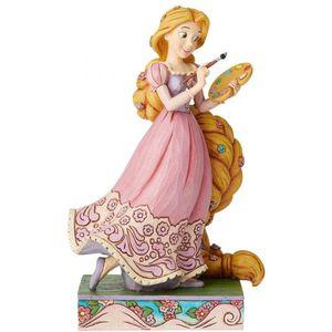Disney Traditions Princess Passion Figurine - Rapunzel