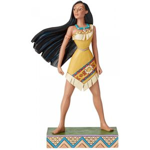 Disney Traditions Pocahontas Princess Passion Figurine