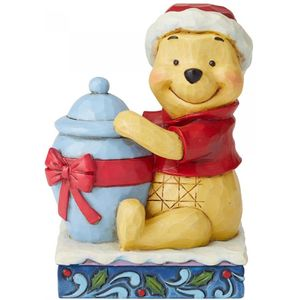 Disney Traditions Holiday Hunny (Winnie the Pooh) Figurine