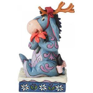 Disney Traditions Eeyore Christmas Figurine