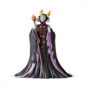 Disney Traditions Candy Curse Villain (Maleficent) Halloween Figurine