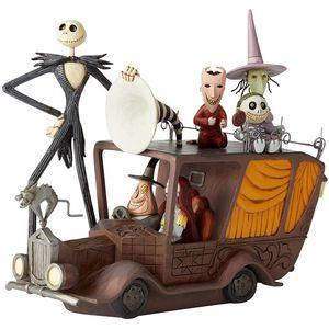 Disney Traditions Terror Triumphant (Nightmare Mayors) Car Figurine
