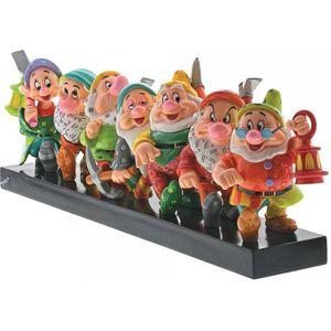 Disney Britto Seven Dwarfs Figurine
