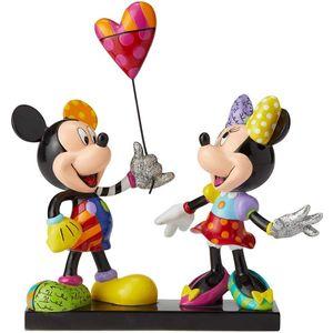 Disney Britto Limited Edition Mickey & Minnie Figurine