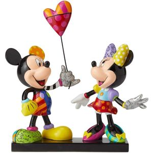 Disney by Britto Mickey & Minnie LE Figurine