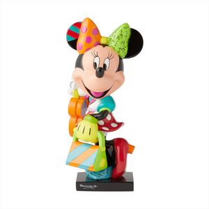 Disney Britto Fashionista Minnie Mouse Figurine