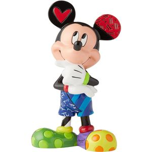 Disney Britto Mickey Mouse Thinking Figurine