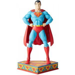 DC Comics by Jim Shore Man of Steel (Superman) Silver Age Figurine