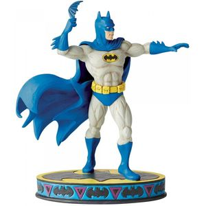 DC Comics Dark Knight Detective (Batman) Silver Age Figurine by Jim Shore