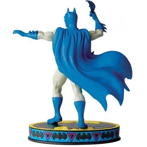 DC Comics by Jim Shore Dark Knight Detective (Batman) Silver Age Figurine 6003022