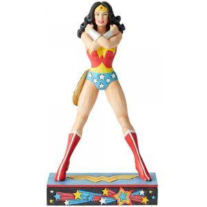 DC Comics by Jim Shore Amazonian Princess (Wonder Woman) Silver Age Figurine