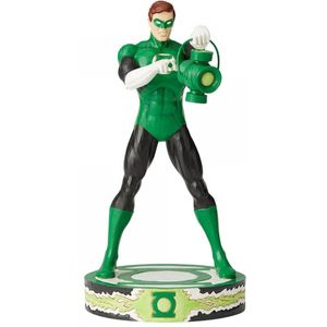 DC Comics Emerald Gladiator (Green Lantern) Silver Age Figurine by Jim Shore