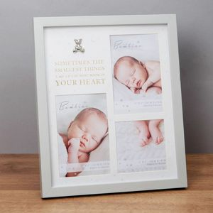 Bambino Collage Photo Frame - Sometimes the Smallest Things