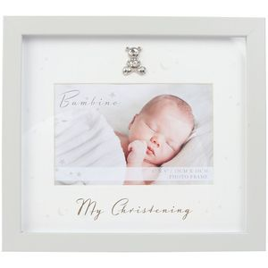 "Bambino Photo Frame 6"" x 4"" - My Christening"