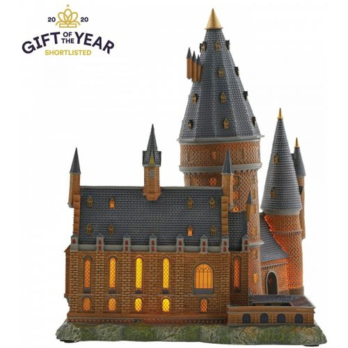 Harry Potter Hogwarts Great Hall and Tower Figurine A29970