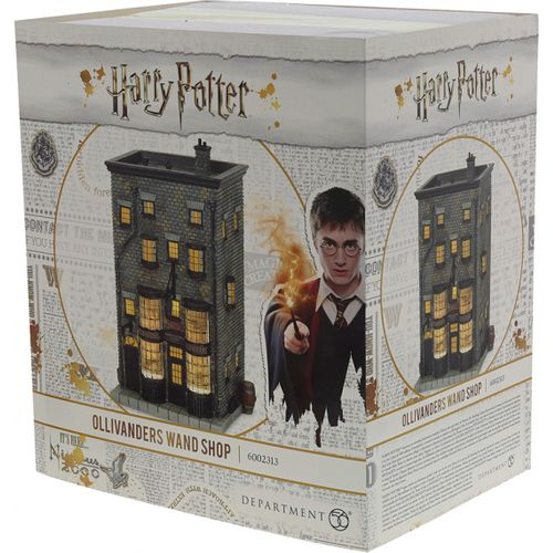 Harry Potter Ollivanders Wand Shop Figurine