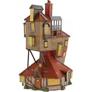Harry Potter The Burrow-Weasley Family Home Figurine