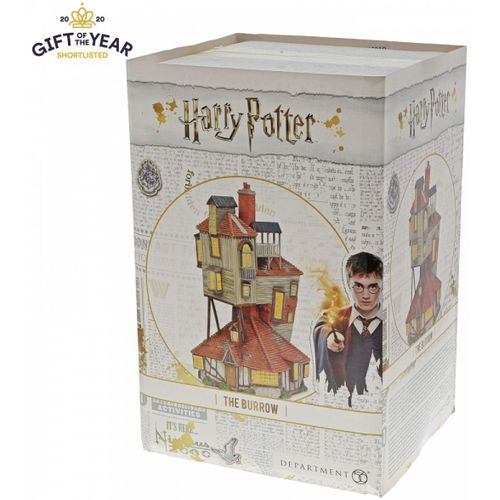 Harry Potter The Burrow-Weasley Family Home Figurine A29975