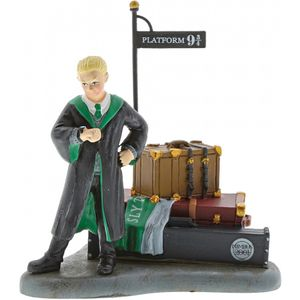 Harry Potter Draco Malfoy Waits at Platform 9 3/4 Figurine