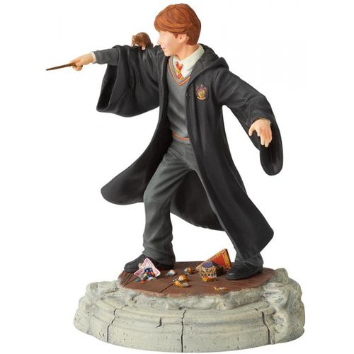 Harry Potter - Ron Weasley Year One Statue