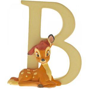 Disney Letter B Figurine: Bambi