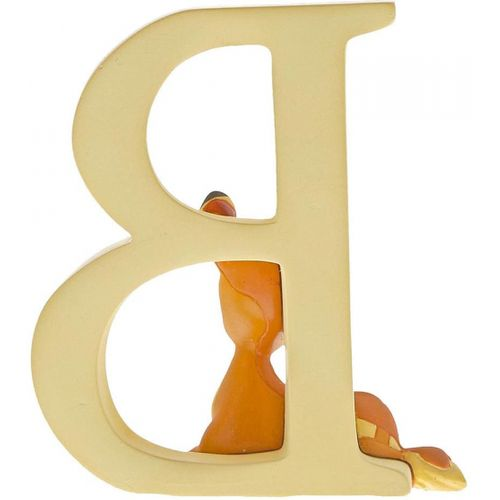 Disney Letter B Figurine - Bambi A29547
