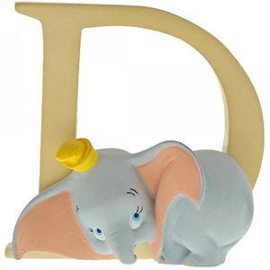 Disney Letter D Figurine: Dumbo