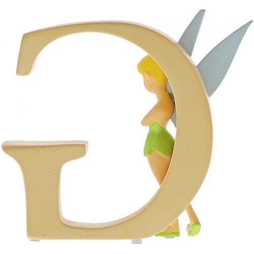 Disney Letter G Figurine - Tinker Bell (Peter Pan) A29552