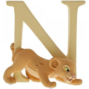 Disney Letter N Figurine: Nala (The Lion King)