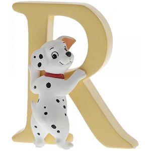 Disney Letter R Figurine: Rolly (101 Dalamatians)