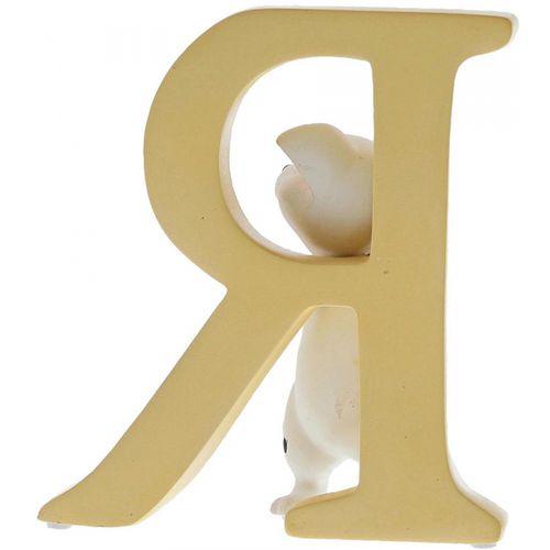 Disney Letter R Figurine - Rolly 101 Dalamatians A29563