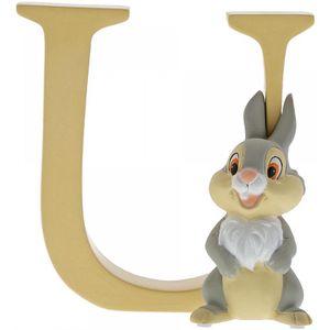 Disney Letter U Figurine: Thumper (Bambi)