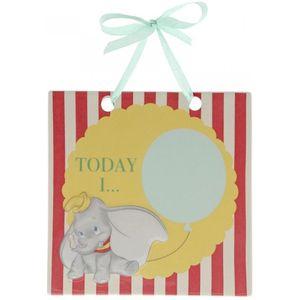 Disney Enchanting Babys Milestone Plaque - Dumbo