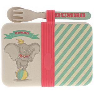 Dumbo Organic Bamboo Snack Box