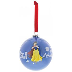 Disney Enchanting Glass Bauble -The Little Princess (Snow White)