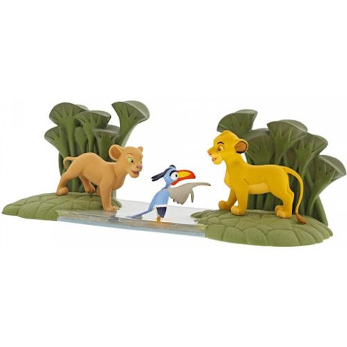 Disney Enchanting Mighty King (Lion King) Figurine A29353