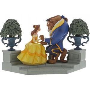 Disney Enchanting Scene Figurine - Happy Here (Beauty & The Beast)