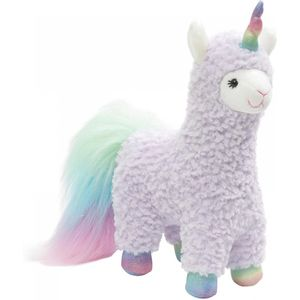 GUND Llamacorn Sugar Plum Purple Soft Plush Toy