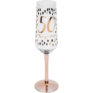 Hotchpotch Luxe Birthday Flute Glass - 50