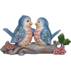 Heartwood Creek Happiness Together (Lovebirds) Figurine