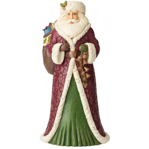 Heartwood Creek Victorian Santa Statue 6004178 by Jim Shore