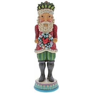 Heartwood Creek Winter Wonderland Figurine Nutcracker
