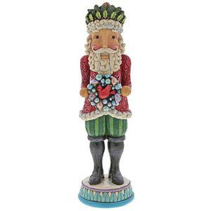 Heartwood Creek Winter Wonderland Nutcracker Figurine - Winters Warm Wonders