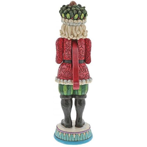 Heartwood Creek Winter`s Warm Wonders Winter Wonderland Nutcracker Figurine