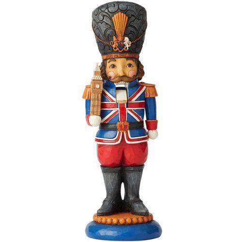 Heartwood Creek Londons Legend British Nutcracker Figurine 6004241