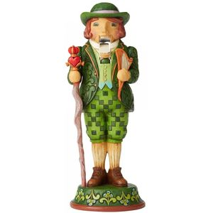 Heartwood Creek Irish Nutcracker Figurine