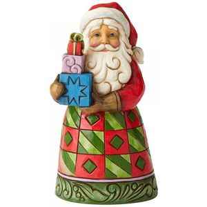 Heartwood Creek Santa Figurine (Pint Size) - Delivered with Love