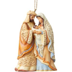 Heartwood Creek Hanging Ornament - Holy Family