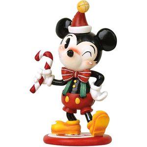 Disney Miss Mindy Mickey Mouse Christmas Figurine